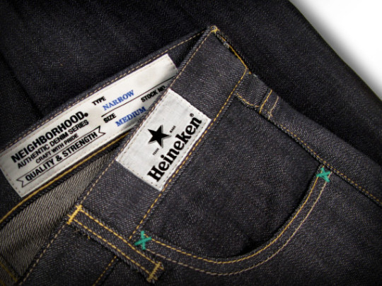 Nhãn lưng quần